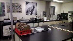 Laboratoire du milieu naturel 2